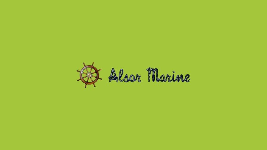 Alsor Marine portfolio project