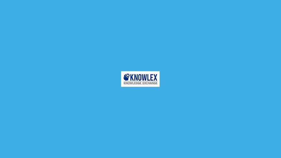 Knowlex portfolio project