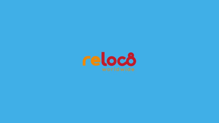 Reloc8 portfolio project