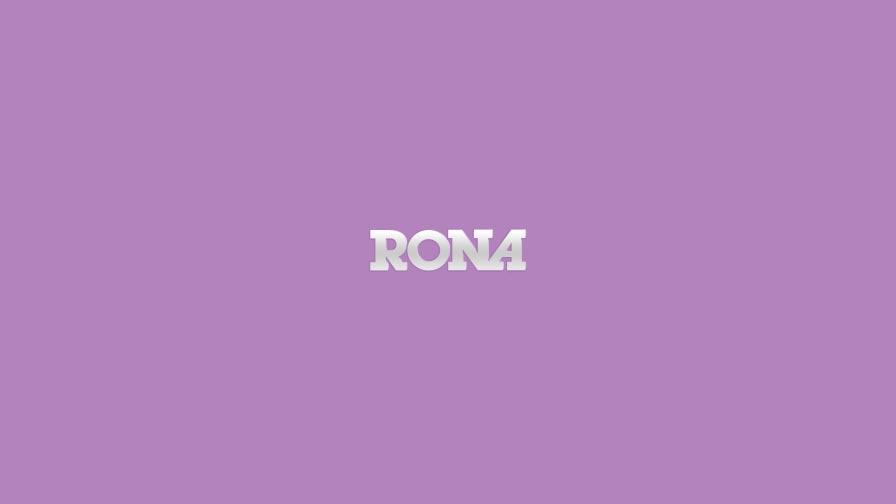 Rona portfolio project