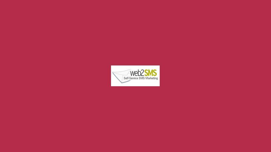 web2SMS portfolio project